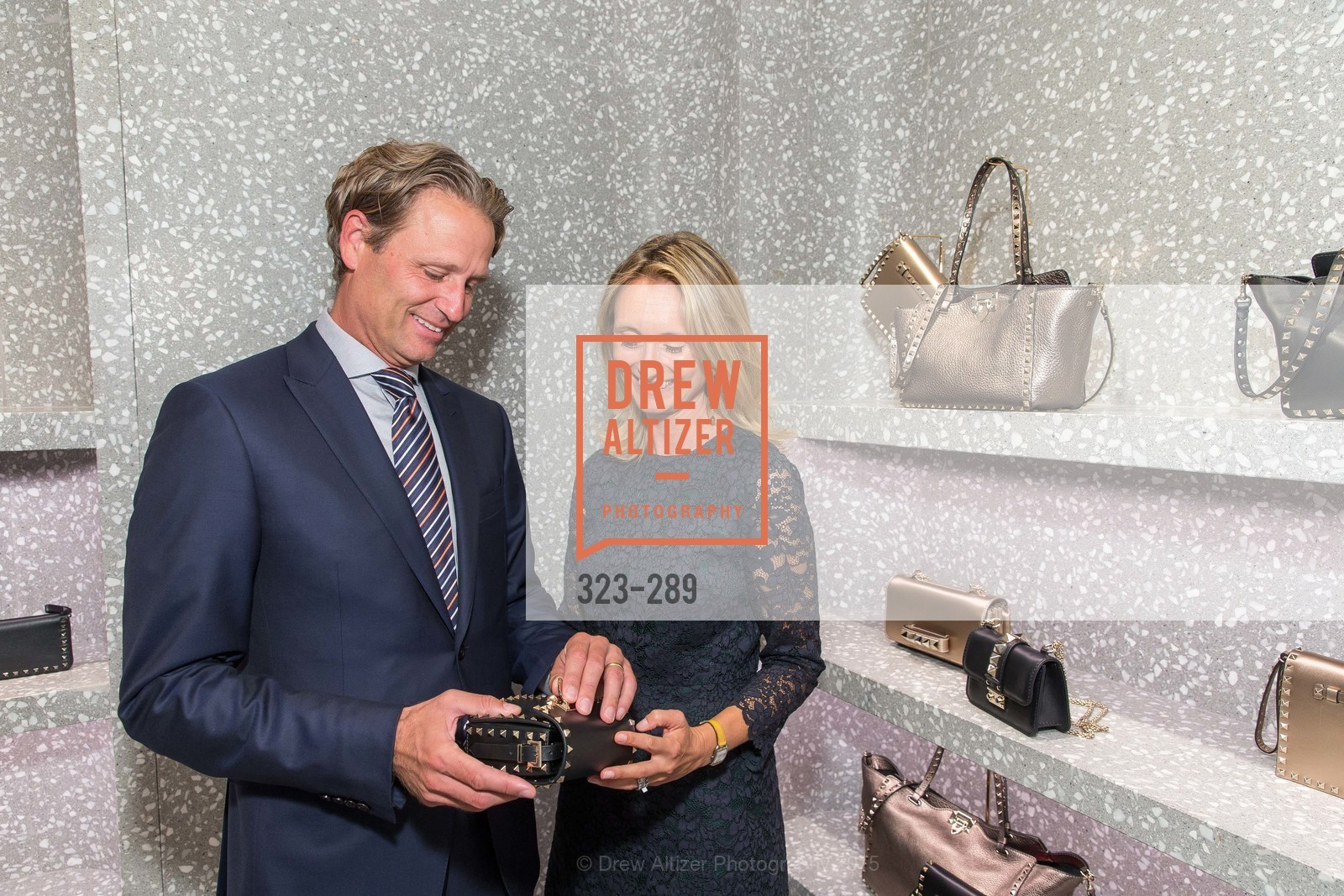 Max Armour, Louise Armour, Valentino Hosts San Francisco Symphony Gala Kickoff Party, Valentino, September 15th, 2015,Drew Altizer, Drew Altizer Photography, full-service agency, private events, San Francisco photographer, photographer california