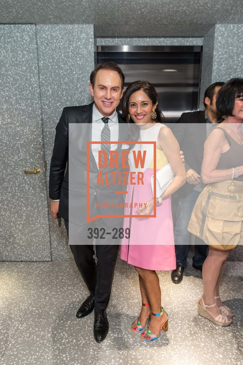 Joel Goodrich, Komal Shah, Valentino Hosts San Francisco Symphony Gala Kickoff Party, Valentino, September 15th, 2015,Drew Altizer, Drew Altizer Photography, full-service agency, private events, San Francisco photographer, photographer california