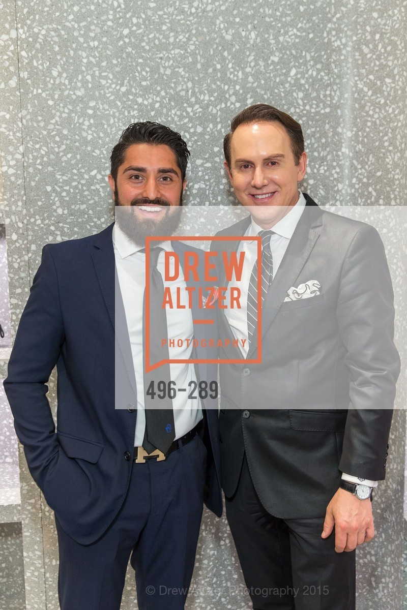 Roh Habibi, Joel Goodrich, Valentino Hosts San Francisco Symphony Gala Kickoff Party, Valentino, September 15th, 2015,Drew Altizer, Drew Altizer Photography, full-service agency, private events, San Francisco photographer, photographer california