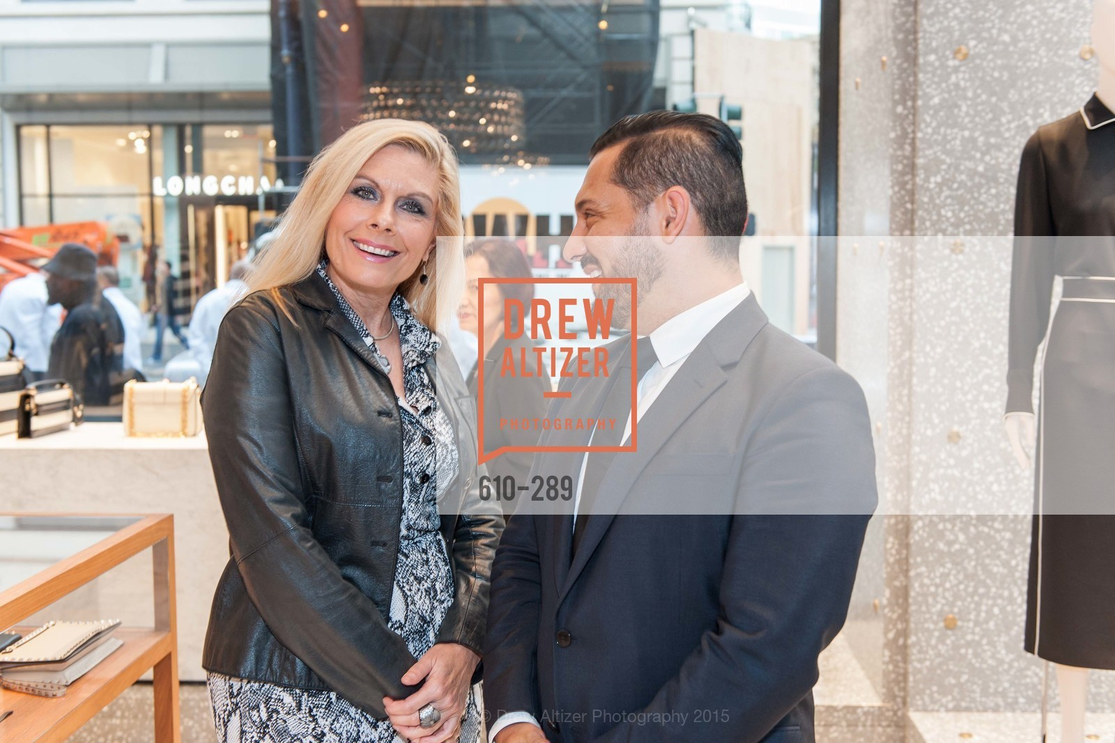 Jacqueline Jacoby, Juan Carlos Fernandez, Valentino Hosts San Francisco Symphony Gala Kickoff Party, Valentino, September 15th, 2015,Drew Altizer, Drew Altizer Photography, full-service agency, private events, San Francisco photographer, photographer california