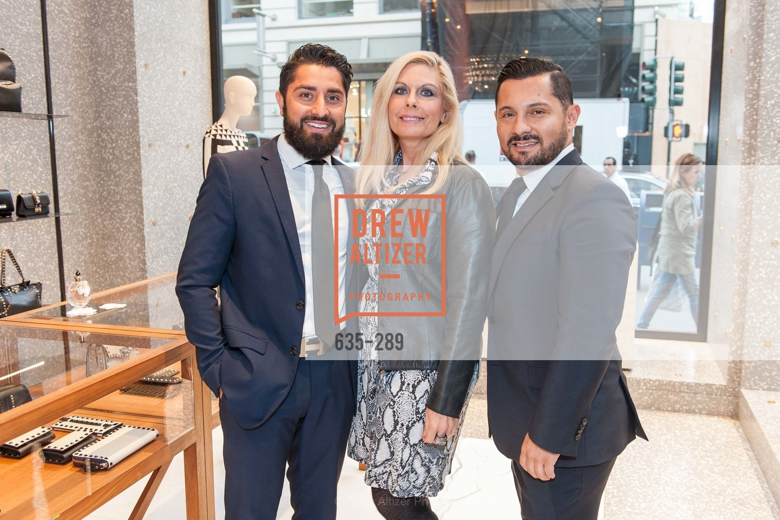 Roh Habibi, Jacqueline Jacoby, Juan Carlos Fernandez, Valentino Hosts San Francisco Symphony Gala Kickoff Party, Valentino, September 15th, 2015,Drew Altizer, Drew Altizer Photography, full-service agency, private events, San Francisco photographer, photographer california