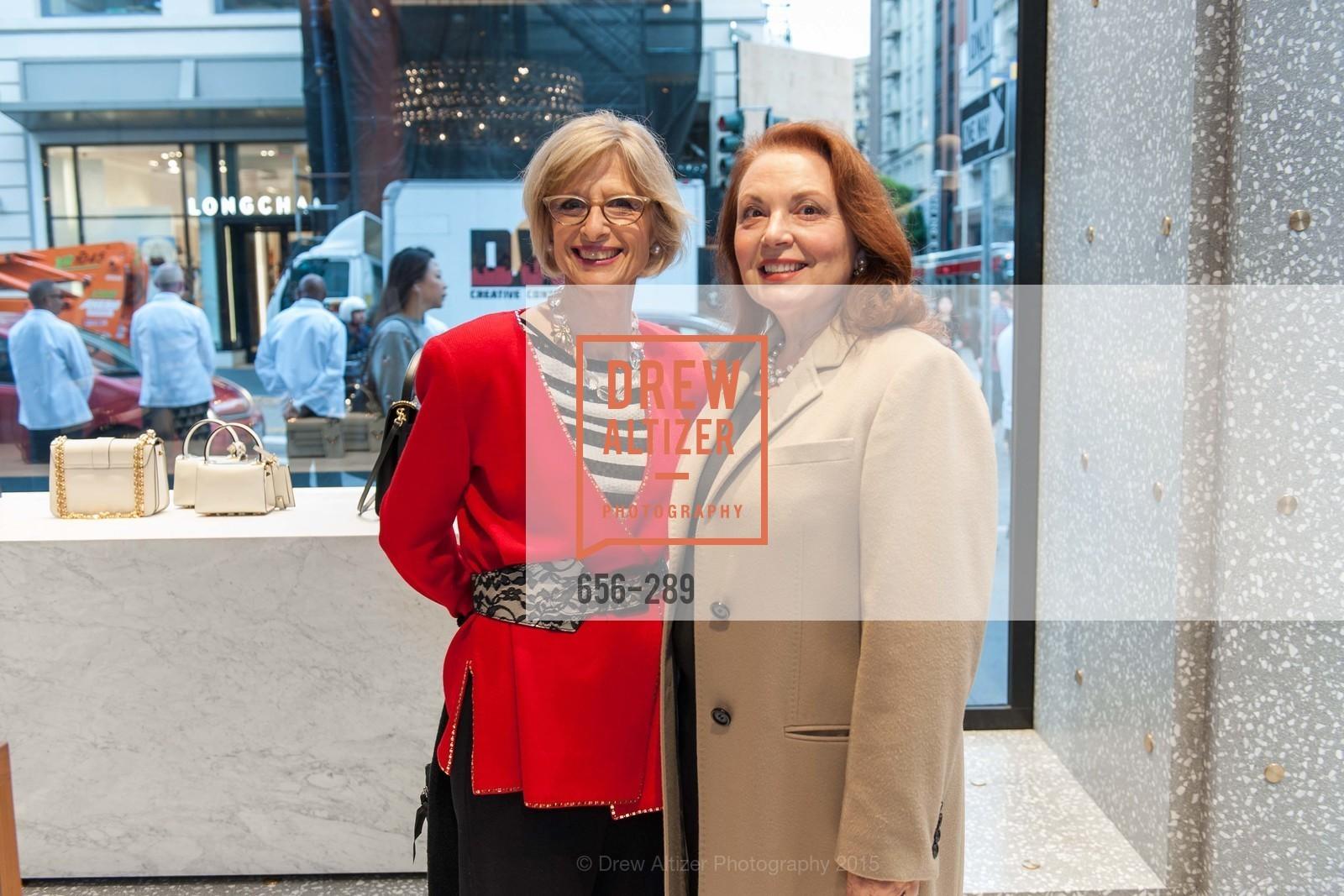 Carmen Schiavone, Barbara Hodgkinson, Valentino Hosts San Francisco Symphony Gala Kickoff Party, Valentino, September 15th, 2015