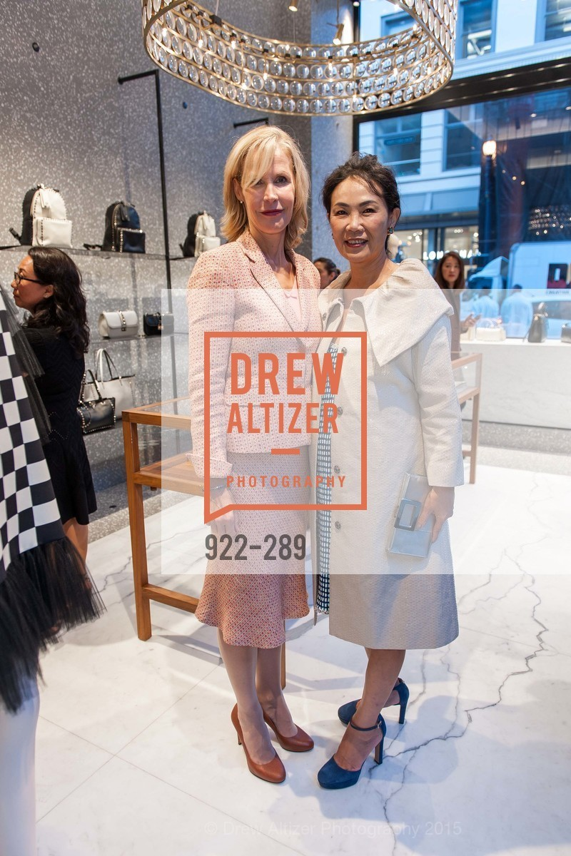 Julie Ambrose, Xiaojun Lee, Valentino Hosts San Francisco Symphony Gala Kickoff Party, Valentino, September 15th, 2015,Drew Altizer, Drew Altizer Photography, full-service agency, private events, San Francisco photographer, photographer california