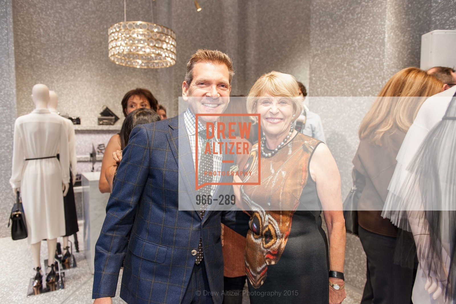 Eric Petsinger, Dagmar Dolby, Valentino Hosts San Francisco Symphony Gala Kickoff Party, Valentino, September 15th, 2015,Drew Altizer, Drew Altizer Photography, full-service agency, private events, San Francisco photographer, photographer california