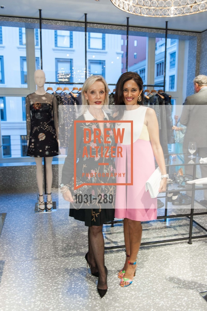 Barbara Brown, Komal Shah, Valentino Hosts San Francisco Symphony Gala Kickoff Party, Valentino, September 15th, 2015,Drew Altizer, Drew Altizer Photography, full-service agency, private events, San Francisco photographer, photographer california