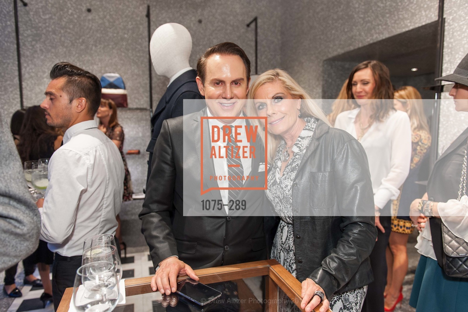 Joel Goodrich, Jacqueline Jacoby, Valentino Hosts San Francisco Symphony Gala Kickoff Party, Valentino, September 15th, 2015,Drew Altizer, Drew Altizer Photography, full-service agency, private events, San Francisco photographer, photographer california