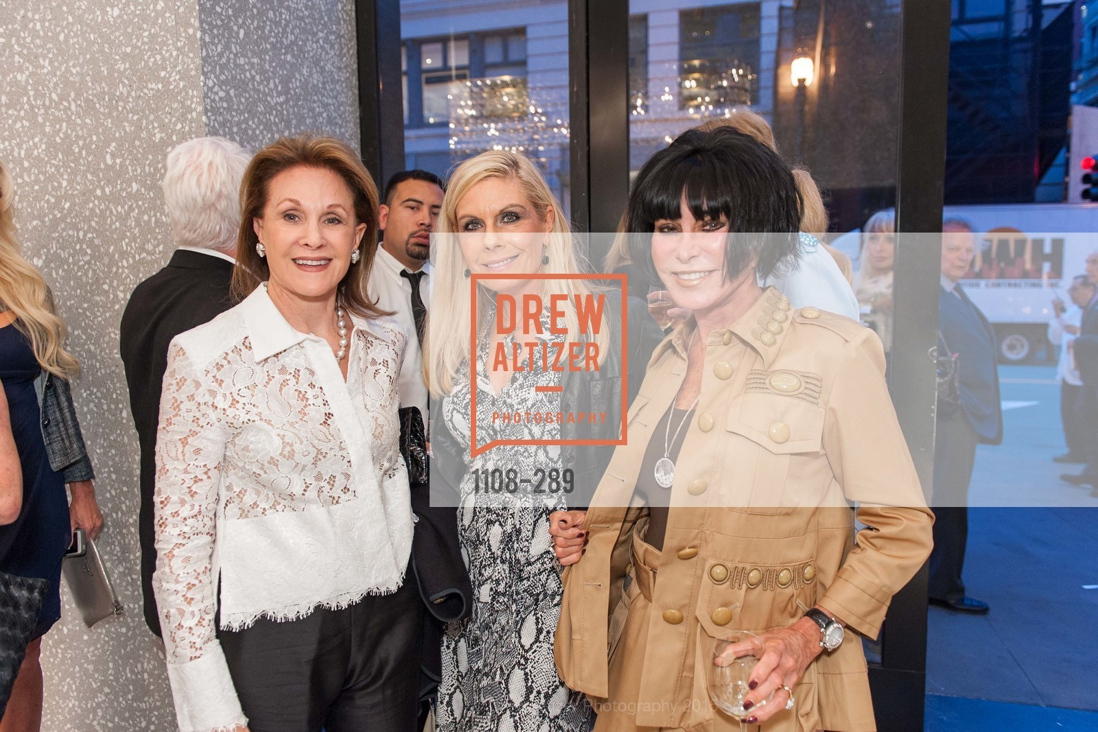 Lucie Weissman, Jacqueline Jacoby, Marilyn Cabak, Valentino Hosts San Francisco Symphony Gala Kickoff Party, Valentino, September 15th, 2015,Drew Altizer, Drew Altizer Photography, full-service agency, private events, San Francisco photographer, photographer california