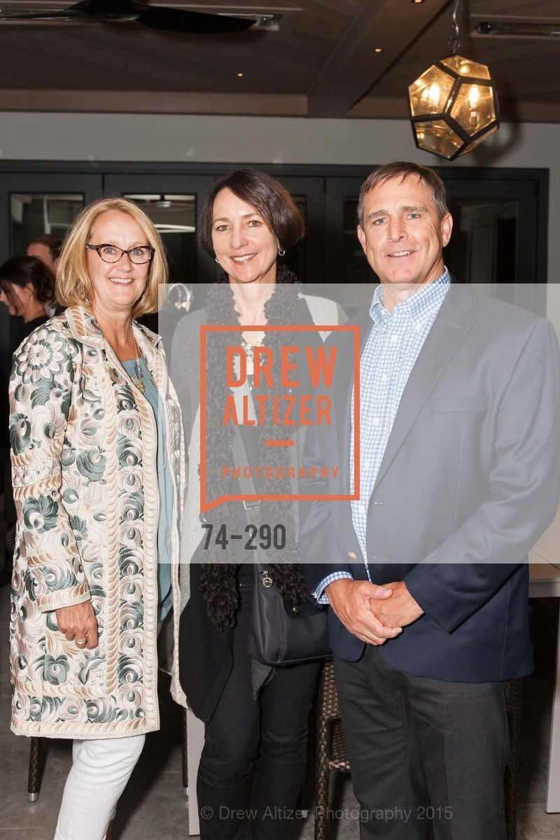 Ellen Olson, Lynn Clarens, Steve Clarens, Napa Valley Film Festival: Silicon Valley First Look, Private home. 1030 Hamilton Ave, September 16th, 2015,Drew Altizer, Drew Altizer Photography, full-service agency, private events, San Francisco photographer, photographer california