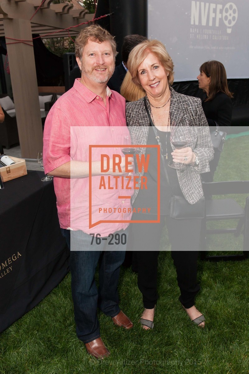 Gardner Grout, Janice Turner, Napa Valley Film Festival: Silicon Valley First Look, Private home. 1030 Hamilton Ave, September 16th, 2015,Drew Altizer, Drew Altizer Photography, full-service agency, private events, San Francisco photographer, photographer california