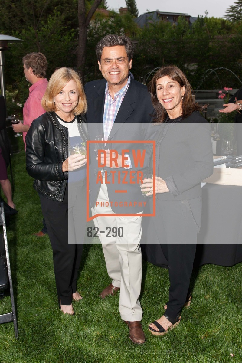 Kimberly Young, Pete Georgiadis, Lisa Schatz, Napa Valley Film Festival: Silicon Valley First Look, Private home. 1030 Hamilton Ave, September 16th, 2015,Drew Altizer, Drew Altizer Photography, full-service agency, private events, San Francisco photographer, photographer california