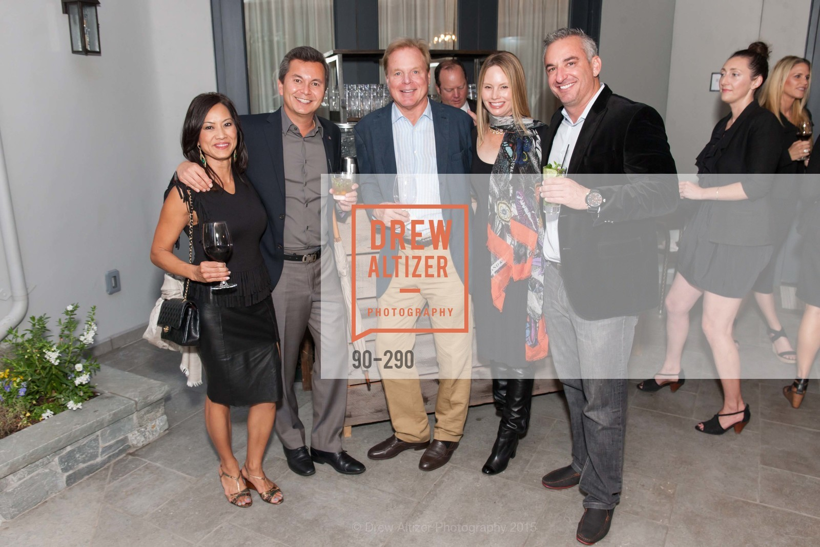 Thuy Bu, Michael Uytengsu, David Douglas, Nanette Lashay, Tim Martin, Napa Valley Film Festival: Silicon Valley First Look, Private home. 1030 Hamilton Ave, September 16th, 2015,Drew Altizer, Drew Altizer Photography, full-service event agency, private events, San Francisco photographer, photographer California