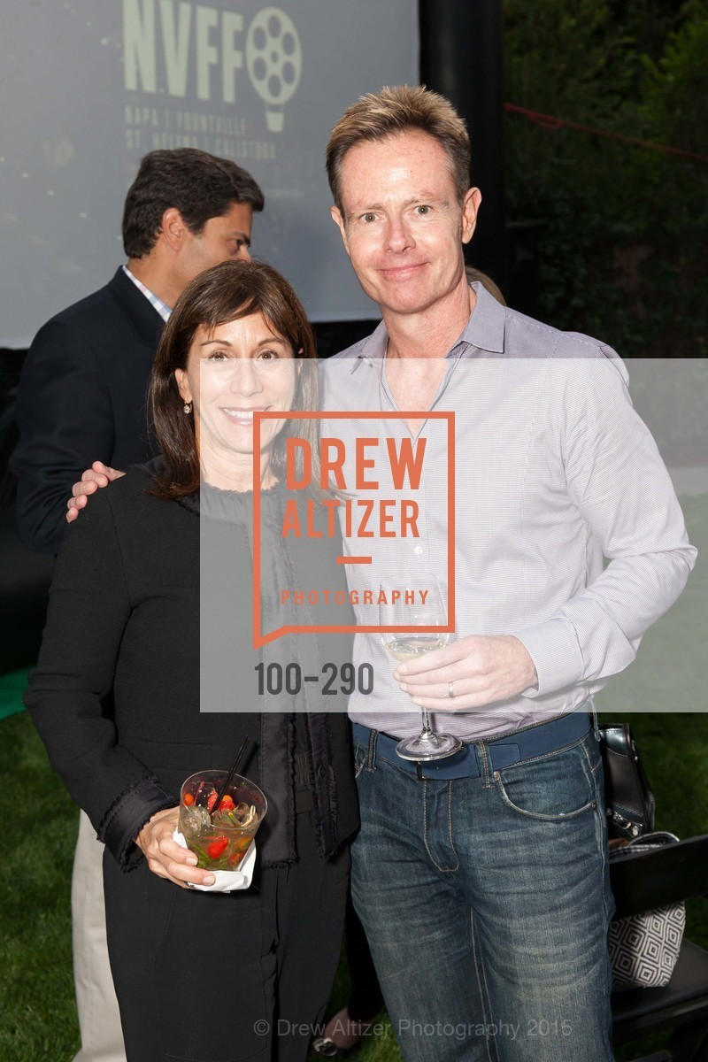 Lisa Schatz, Brad Henning, Napa Valley Film Festival: Silicon Valley First Look, Private home. 1030 Hamilton Ave, September 16th, 2015,Drew Altizer, Drew Altizer Photography, full-service agency, private events, San Francisco photographer, photographer california