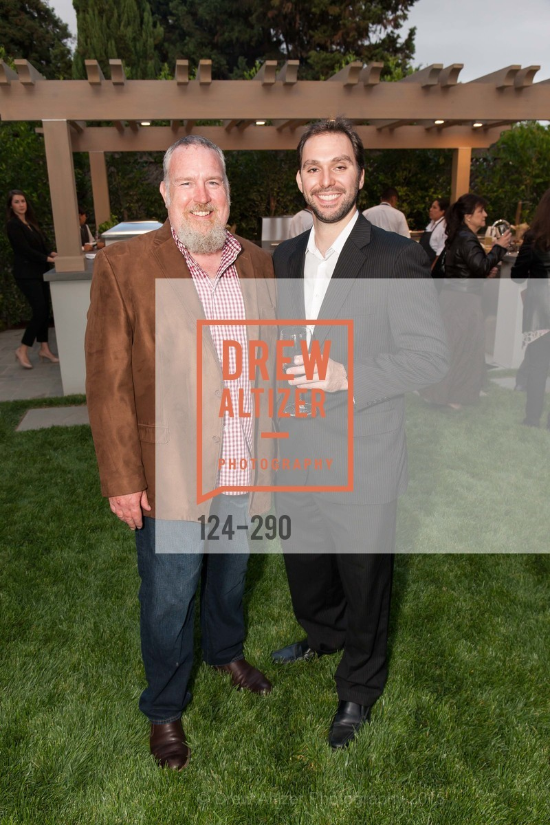 Russ Faulk, Chris Papageorge, Napa Valley Film Festival: Silicon Valley First Look, Private home. 1030 Hamilton Ave, September 16th, 2015,Drew Altizer, Drew Altizer Photography, full-service agency, private events, San Francisco photographer, photographer california
