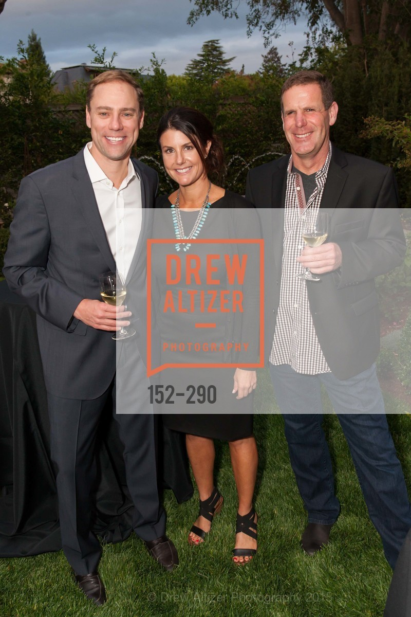 Peter Gifford, Carissa Ashman, Shai Livne, Napa Valley Film Festival: Silicon Valley First Look, Private home. 1030 Hamilton Ave, September 16th, 2015,Drew Altizer, Drew Altizer Photography, full-service agency, private events, San Francisco photographer, photographer california