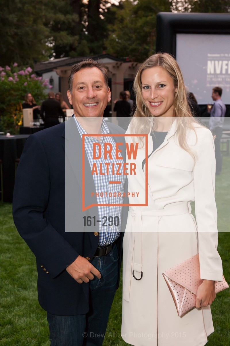Ken Sawyer, Erin Sawyer, Napa Valley Film Festival: Silicon Valley First Look, Private home. 1030 Hamilton Ave, September 16th, 2015,Drew Altizer, Drew Altizer Photography, full-service agency, private events, San Francisco photographer, photographer california