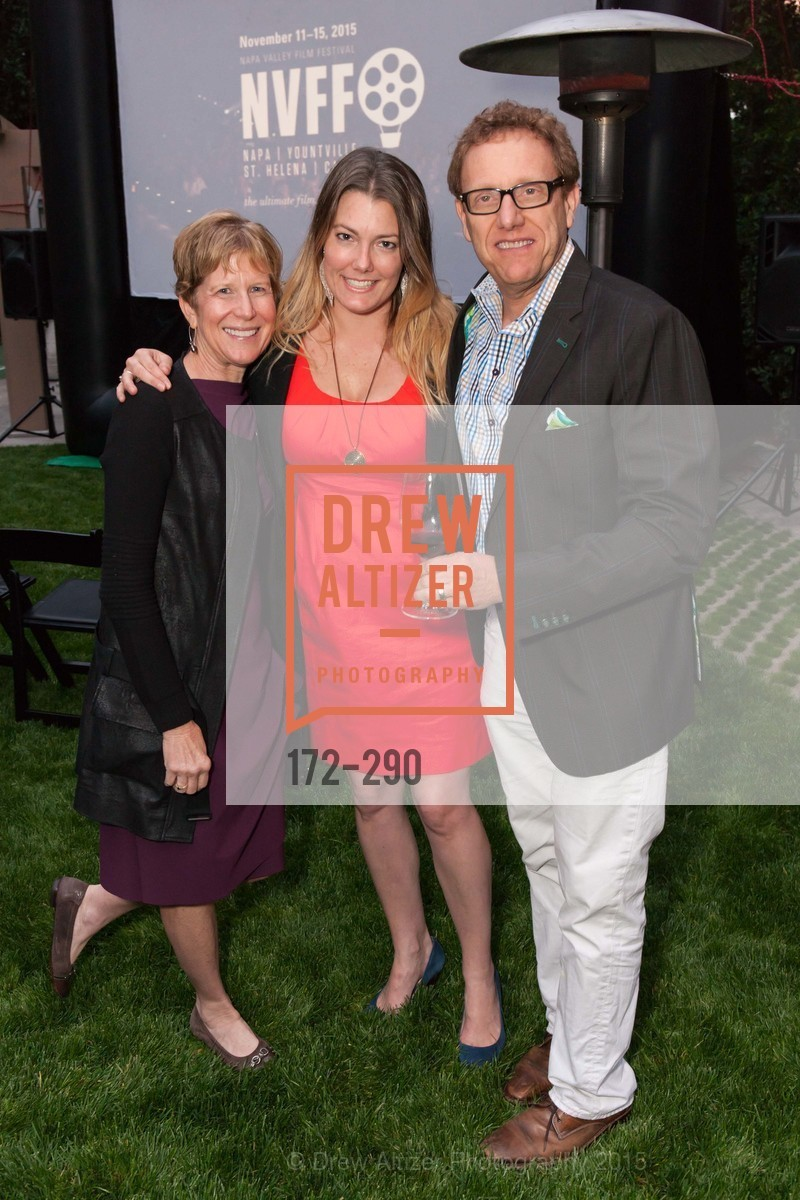 Brenda Lhormer, Blair Hunt, Marc Lhormer, Napa Valley Film Festival: Silicon Valley First Look, Private home. 1030 Hamilton Ave, September 16th, 2015,Drew Altizer, Drew Altizer Photography, full-service agency, private events, San Francisco photographer, photographer california