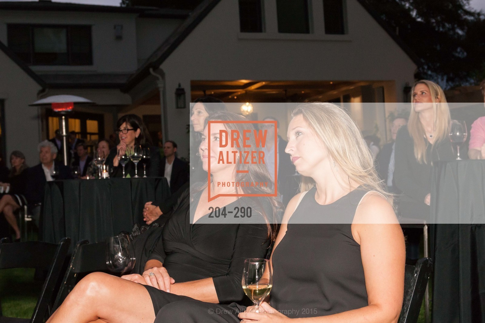Michelle Baggett, Peta Huffman, Napa Valley Film Festival: Silicon Valley First Look, Private home. 1030 Hamilton Ave, September 16th, 2015,Drew Altizer, Drew Altizer Photography, full-service agency, private events, San Francisco photographer, photographer california