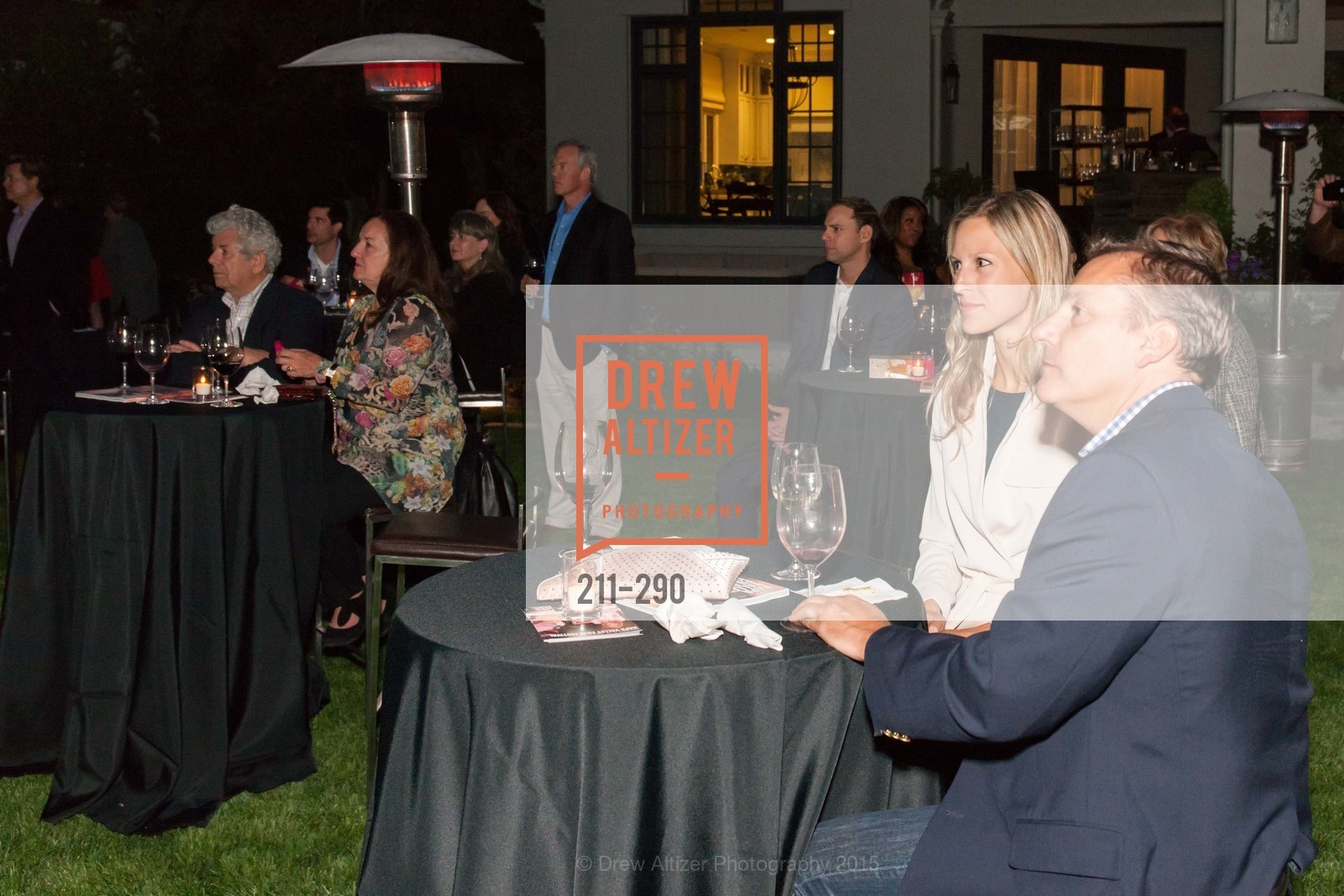 Erin Sawyer, Ken Sawyer, Napa Valley Film Festival: Silicon Valley First Look, Private home. 1030 Hamilton Ave, September 16th, 2015,Drew Altizer, Drew Altizer Photography, full-service agency, private events, San Francisco photographer, photographer california