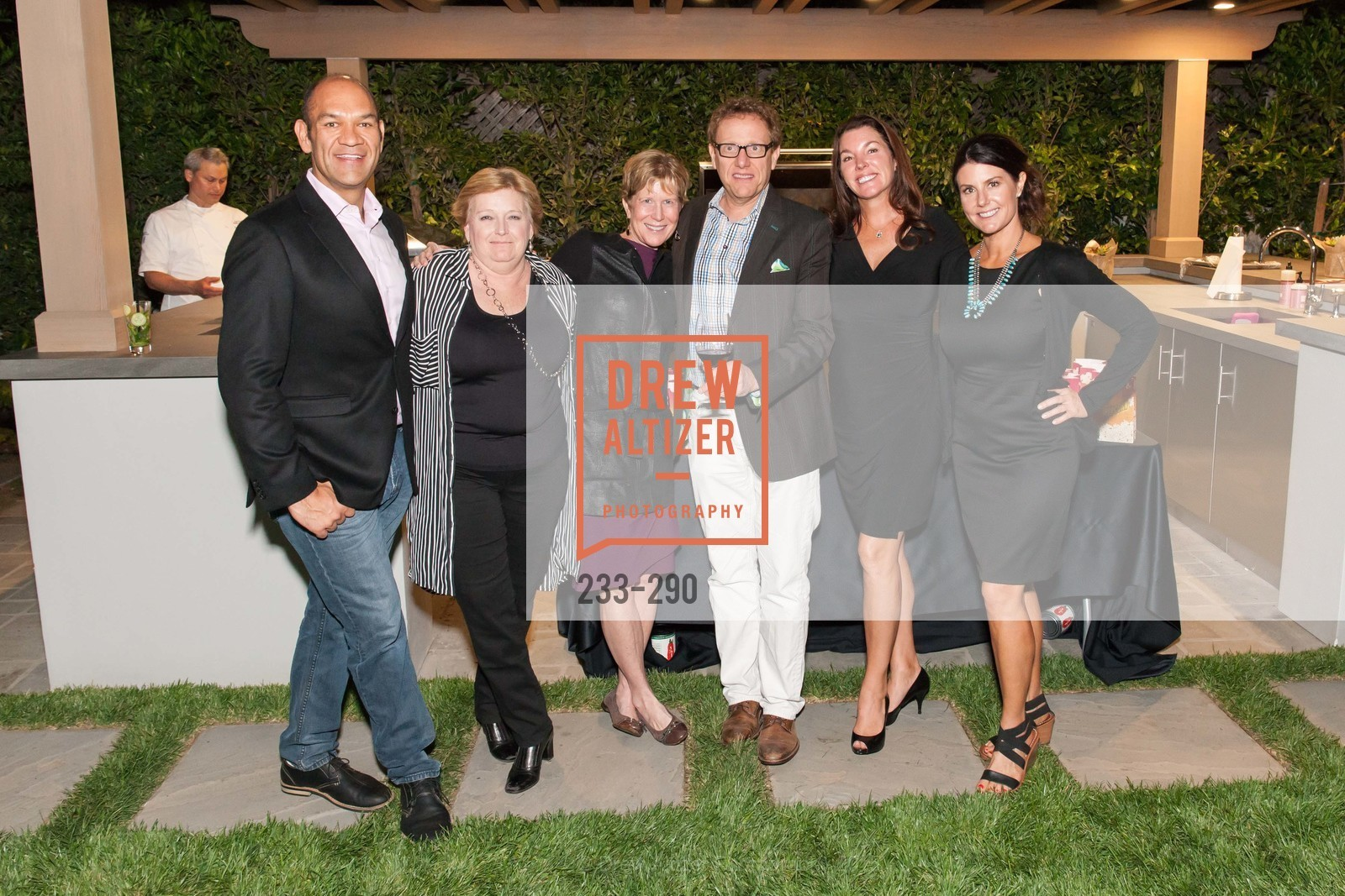 Patrick Davila, Carrie Markham, Brenda Lhormer, Marc Lhormer, Michelle Baggett, Carissa Ashman, Napa Valley Film Festival: Silicon Valley First Look, Private home. 1030 Hamilton Ave, September 16th, 2015,Drew Altizer, Drew Altizer Photography, full-service agency, private events, San Francisco photographer, photographer california