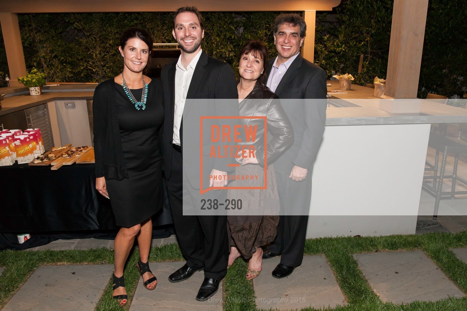 Carissa Ashman, Chris Papageorge, Napa Valley Film Festival: Silicon Valley First Look, Private home. 1030 Hamilton Ave, September 16th, 2015,Drew Altizer, Drew Altizer Photography, full-service agency, private events, San Francisco photographer, photographer california