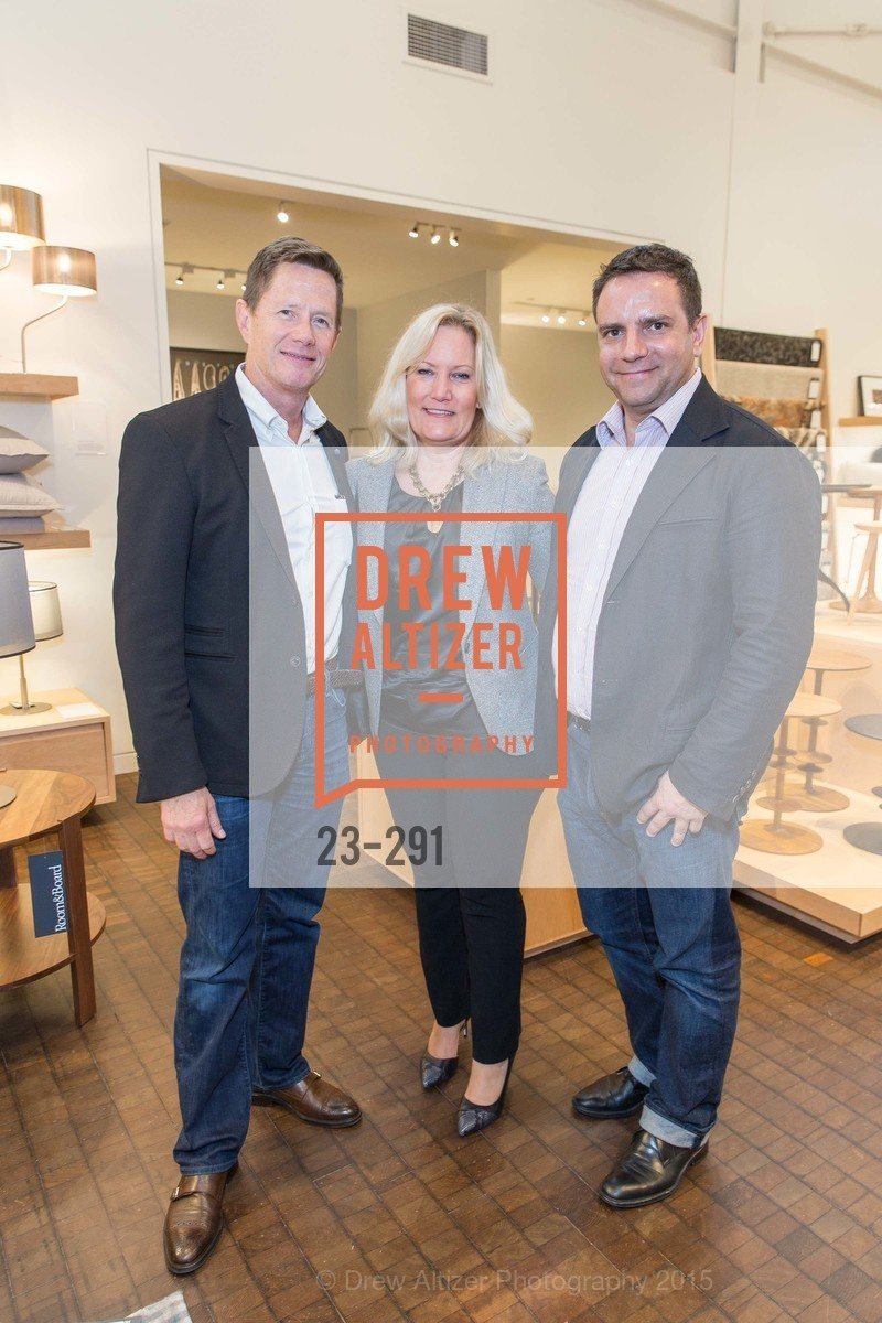 Chris Eskra, Heather Hilliard, Antonio Martins, SFC&G for the Discover New Design Series with Room & Board and Alisa Carroll, Room & Board. 685 Seventh St, September 16th, 2015,Drew Altizer, Drew Altizer Photography, full-service agency, private events, San Francisco photographer, photographer california