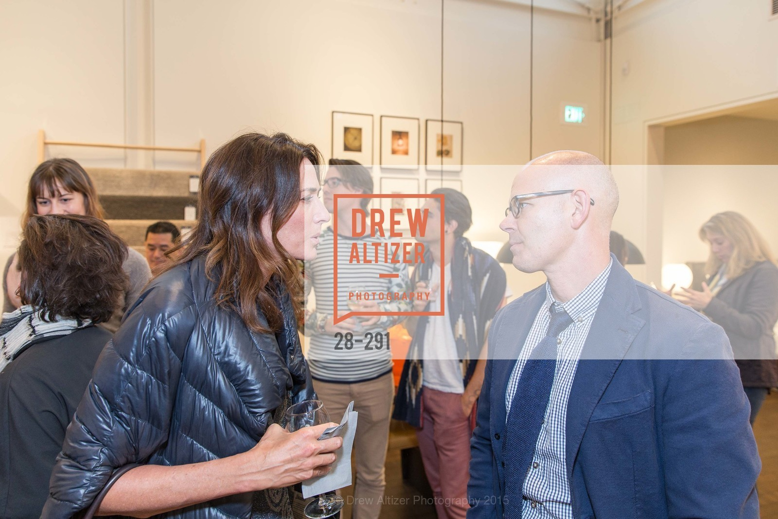 Eric Hughes, SFC&G for the Discover New Design Series with Room & Board and Alisa Carroll, Room & Board. 685 Seventh St, September 16th, 2015,Drew Altizer, Drew Altizer Photography, full-service agency, private events, San Francisco photographer, photographer california