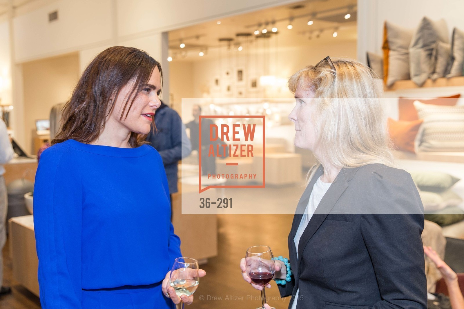 Adrienne Arieff, Brenda Tucker, SFC&G for the Discover New Design Series with Room & Board and Alisa Carroll, Room & Board. 685 Seventh St, September 16th, 2015,Drew Altizer, Drew Altizer Photography, full-service agency, private events, San Francisco photographer, photographer california