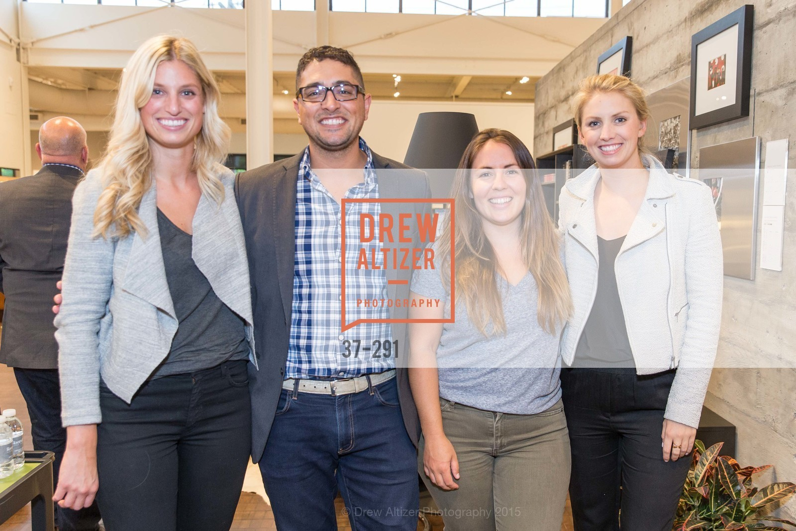 Annalise Nicodemo, Roberto Tiscareno, Rebecca Fletcher, Kelly Cassidy, SFC&G for the Discover New Design Series with Room & Board and Alisa Carroll, Room & Board. 685 Seventh St, September 16th, 2015,Drew Altizer, Drew Altizer Photography, full-service agency, private events, San Francisco photographer, photographer california