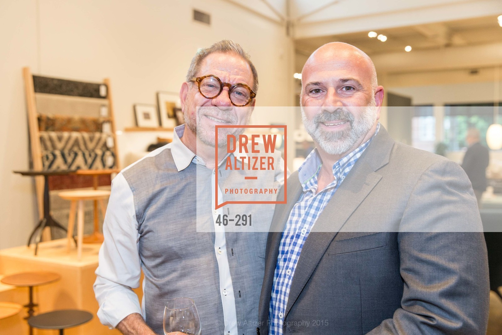 Gary Hutton, Jeffrey De Souza, SFC&G for the Discover New Design Series with Room & Board and Alisa Carroll, Room & Board. 685 Seventh St, September 16th, 2015,Drew Altizer, Drew Altizer Photography, full-service agency, private events, San Francisco photographer, photographer california