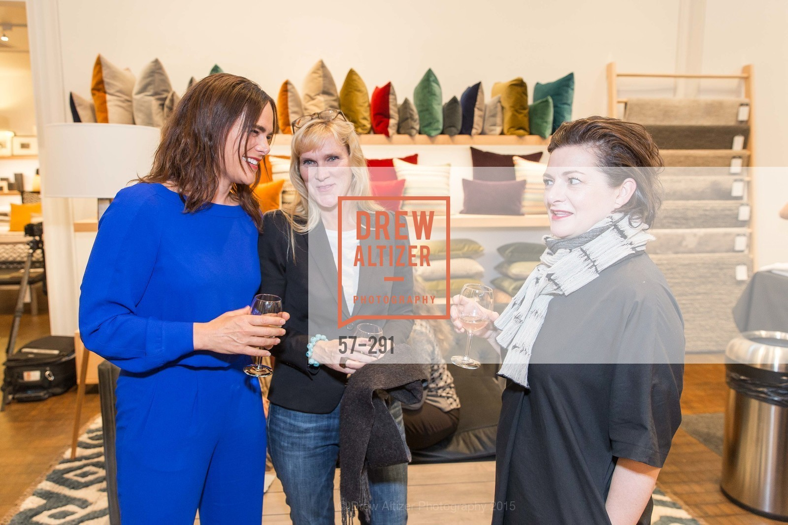 Adrienne Arieff, Brenda Tucker, Alisa Carroll, SFC&G for the Discover New Design Series with Room & Board and Alisa Carroll, Room & Board. 685 Seventh St, September 16th, 2015,Drew Altizer, Drew Altizer Photography, full-service agency, private events, San Francisco photographer, photographer california