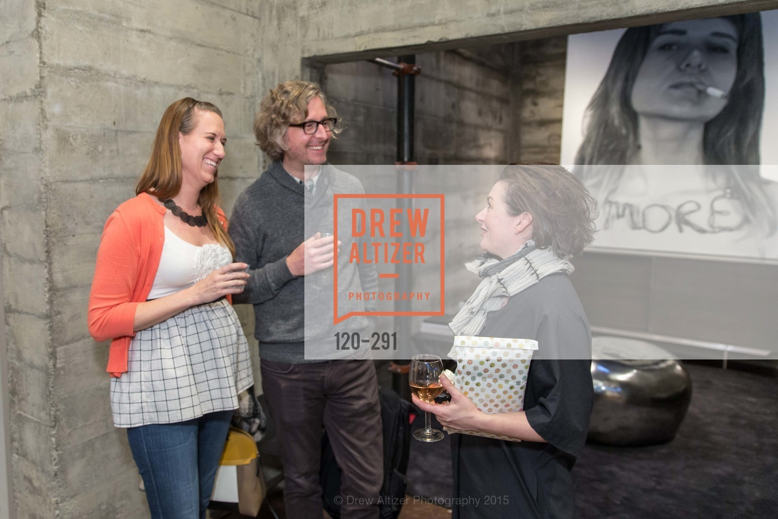 Kelly Hohla, Scott Standridge, Alisa Carroll, SFC&G for the Discover New Design Series with Room & Board and Alisa Carroll, Room & Board. 685 Seventh St, September 16th, 2015,Drew Altizer, Drew Altizer Photography, full-service agency, private events, San Francisco photographer, photographer california