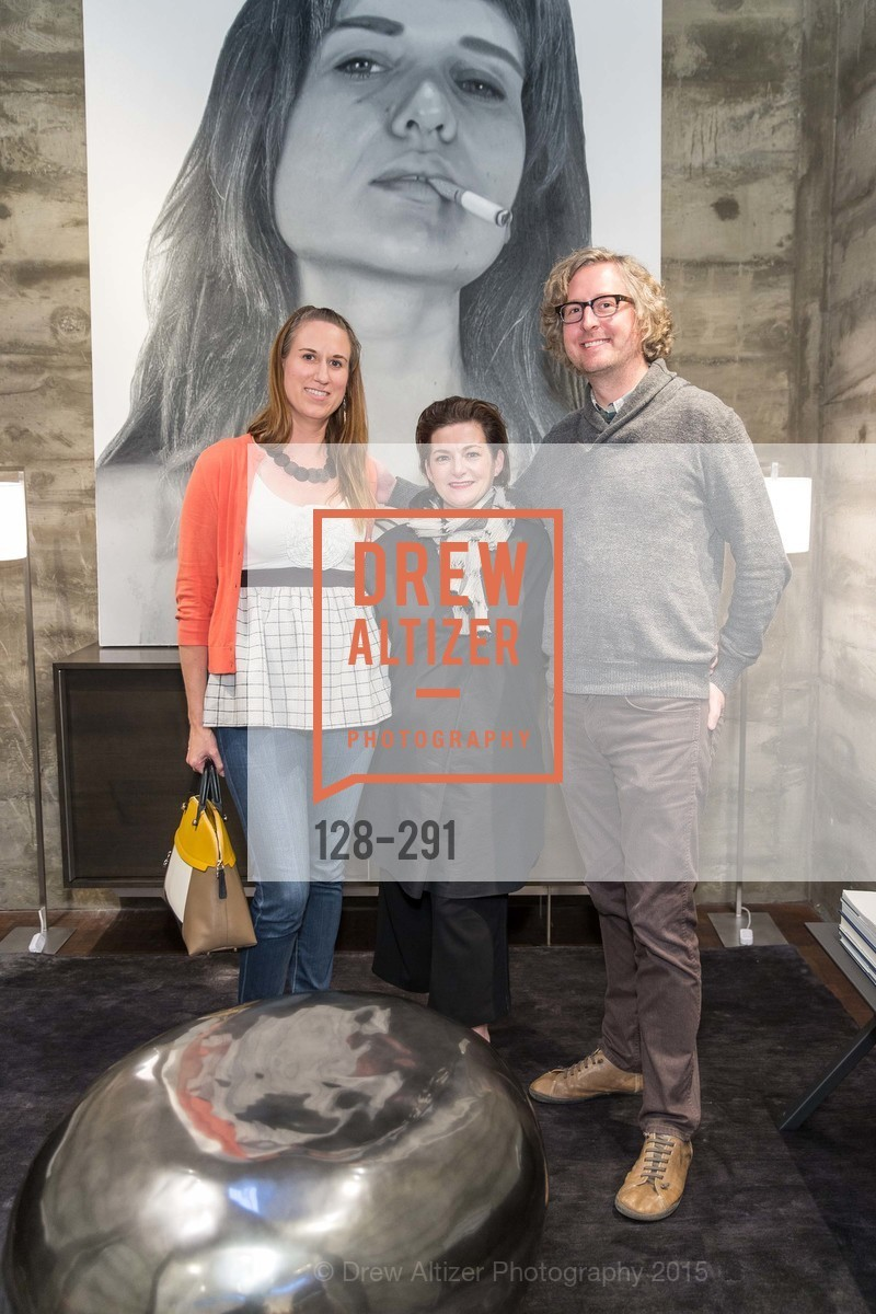 Kelly Hohla, Alisa Carroll, Scott Standridge, SFC&G for the Discover New Design Series with Room & Board and Alisa Carroll, Room & Board. 685 Seventh St, September 16th, 2015,Drew Altizer, Drew Altizer Photography, full-service agency, private events, San Francisco photographer, photographer california