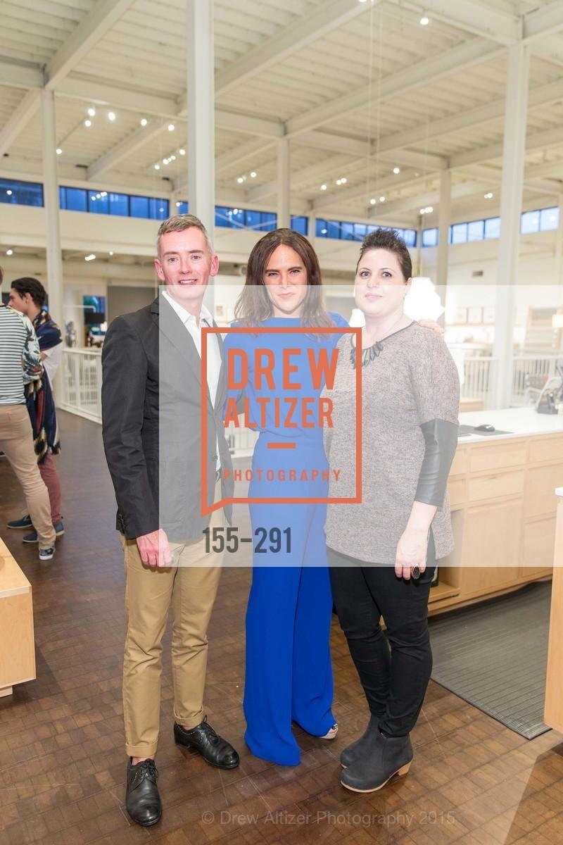 William Smith, Adrienne Arieff, Heather Robertson, Photo #155-291