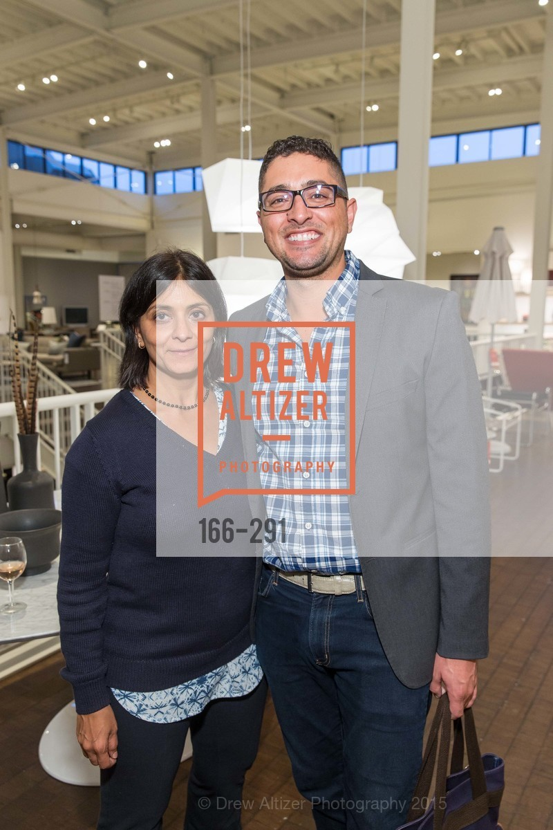 Roberto Tiscareno, SFC&G for the Discover New Design Series with Room & Board and Alisa Carroll, Room & Board. 685 Seventh St, September 16th, 2015,Drew Altizer, Drew Altizer Photography, full-service agency, private events, San Francisco photographer, photographer california