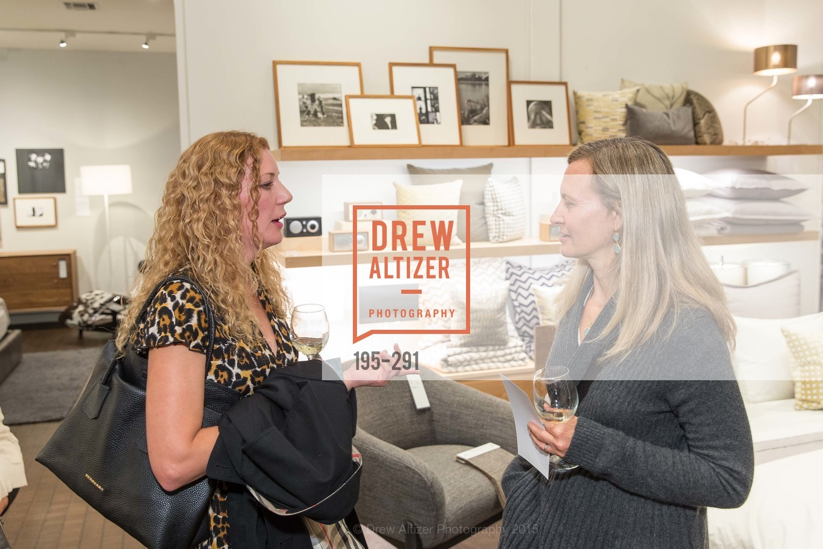 Michelle Pereira, Melissa Godes, SFC&G for the Discover New Design Series with Room & Board and Alisa Carroll, Room & Board. 685 Seventh St, September 16th, 2015,Drew Altizer, Drew Altizer Photography, full-service agency, private events, San Francisco photographer, photographer california