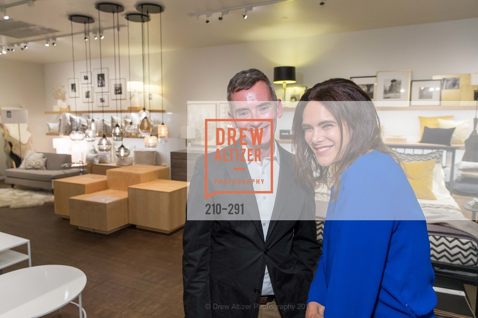 William Smith, Adrienne Arieff, SFC&G for the Discover New Design Series with Room & Board and Alisa Carroll, Room & Board. 685 Seventh St, September 16th, 2015,Drew Altizer, Drew Altizer Photography, full-service agency, private events, San Francisco photographer, photographer california
