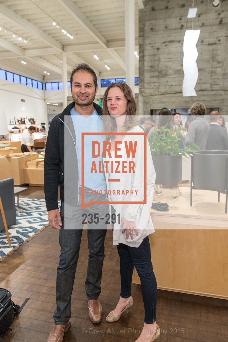 Ben Bhargada, Michelle Tholen, SFC&G for the Discover New Design Series with Room & Board and Alisa Carroll, Room & Board. 685 Seventh St, September 16th, 2015,Drew Altizer, Drew Altizer Photography, full-service agency, private events, San Francisco photographer, photographer california