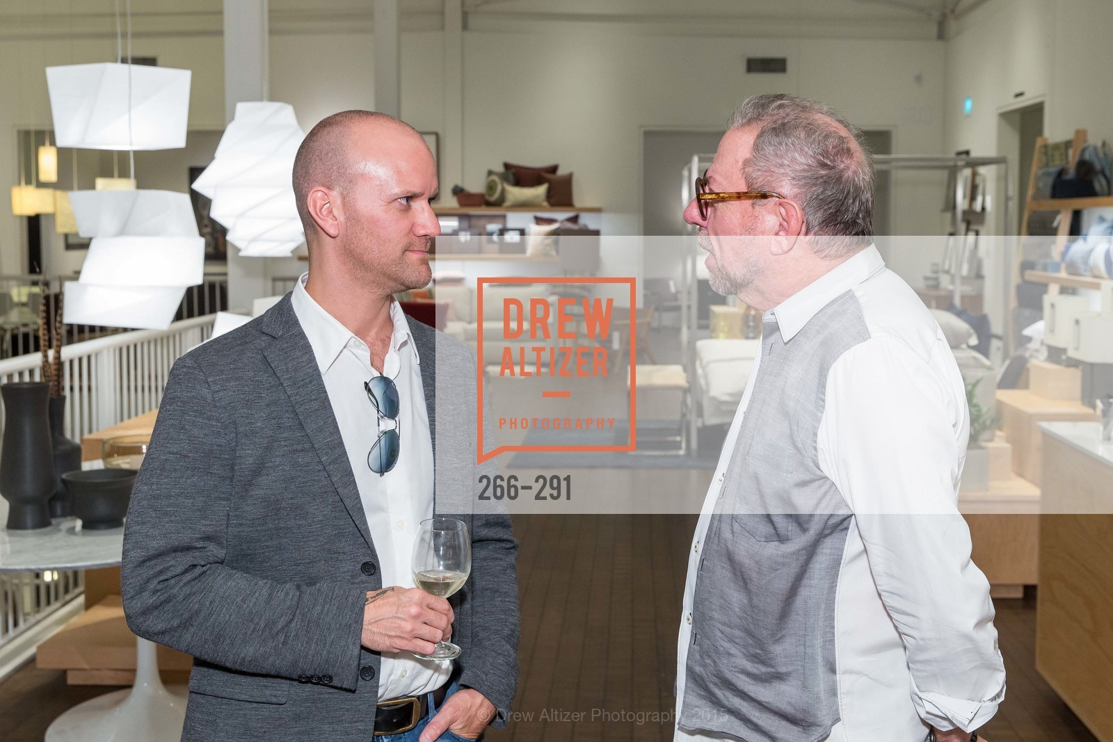 Gary Hutton, SFC&G for the Discover New Design Series with Room & Board and Alisa Carroll, Room & Board. 685 Seventh St, September 16th, 2015,Drew Altizer, Drew Altizer Photography, full-service agency, private events, San Francisco photographer, photographer california