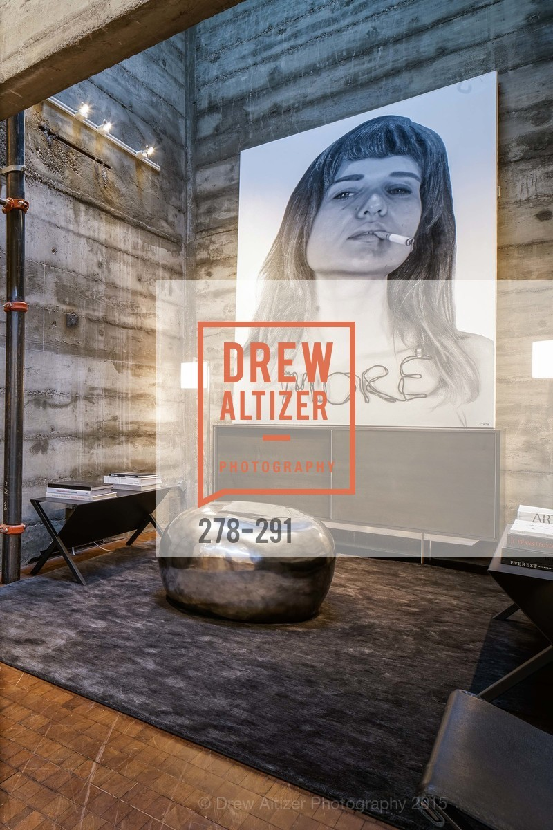 Atmosphere, SFC&G for the Discover New Design Series with Room & Board and Alisa Carroll, Room & Board. 685 Seventh St, September 16th, 2015,Drew Altizer, Drew Altizer Photography, full-service agency, private events, San Francisco photographer, photographer california