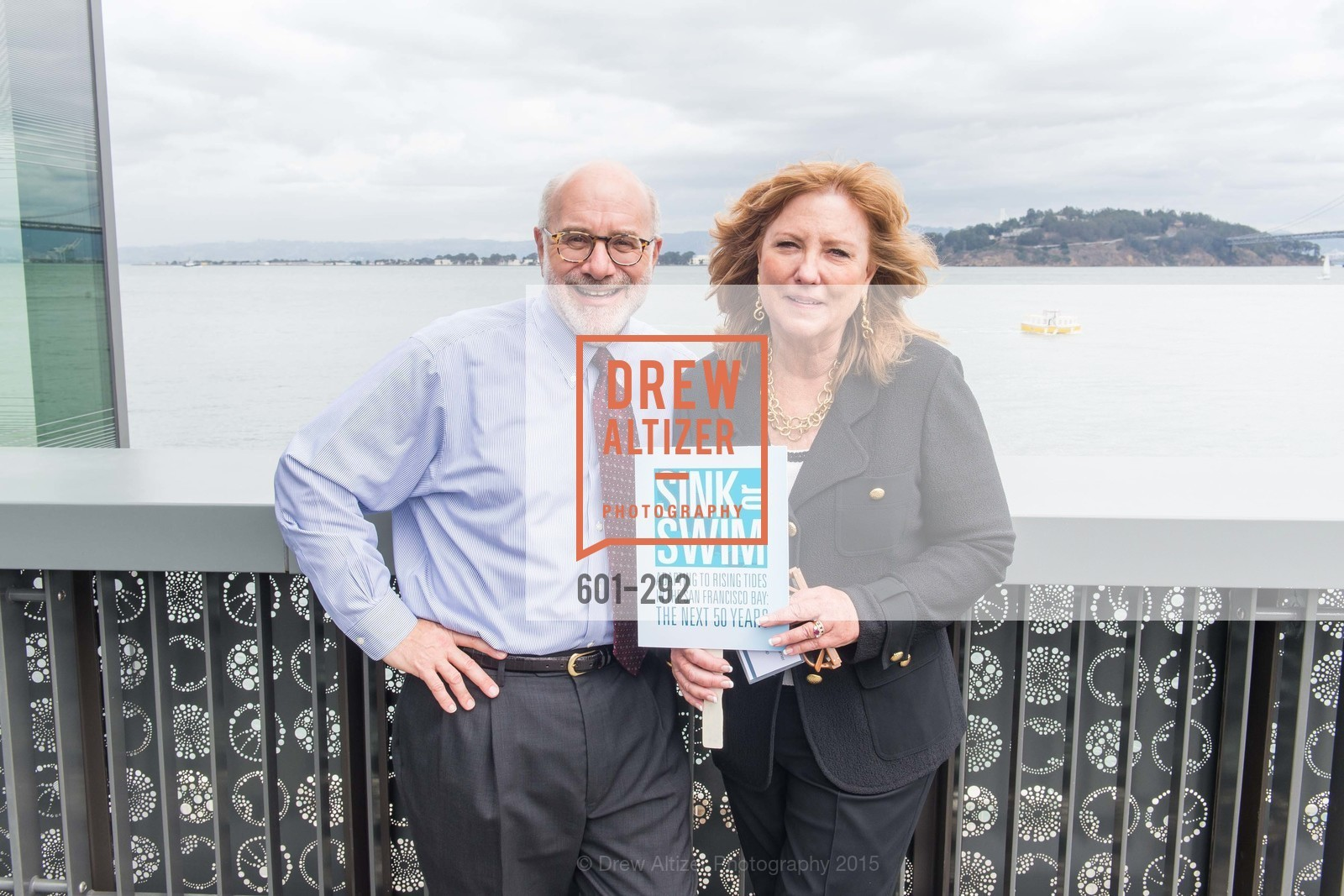 Larry Goldzband, Cathie Bennett Warner, Rising Tides at the Exploratorium, The Exploratorium. Pier 15, The Embarcadero, September 16th, 2015,Drew Altizer, Drew Altizer Photography, full-service agency, private events, San Francisco photographer, photographer california