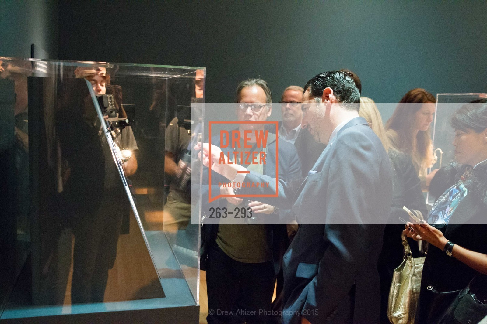 Emmanuel Breguet, The Breguet Exhibition 2015, Legion of Honor, September 16th, 2015,Drew Altizer, Drew Altizer Photography, full-service agency, private events, San Francisco photographer, photographer california