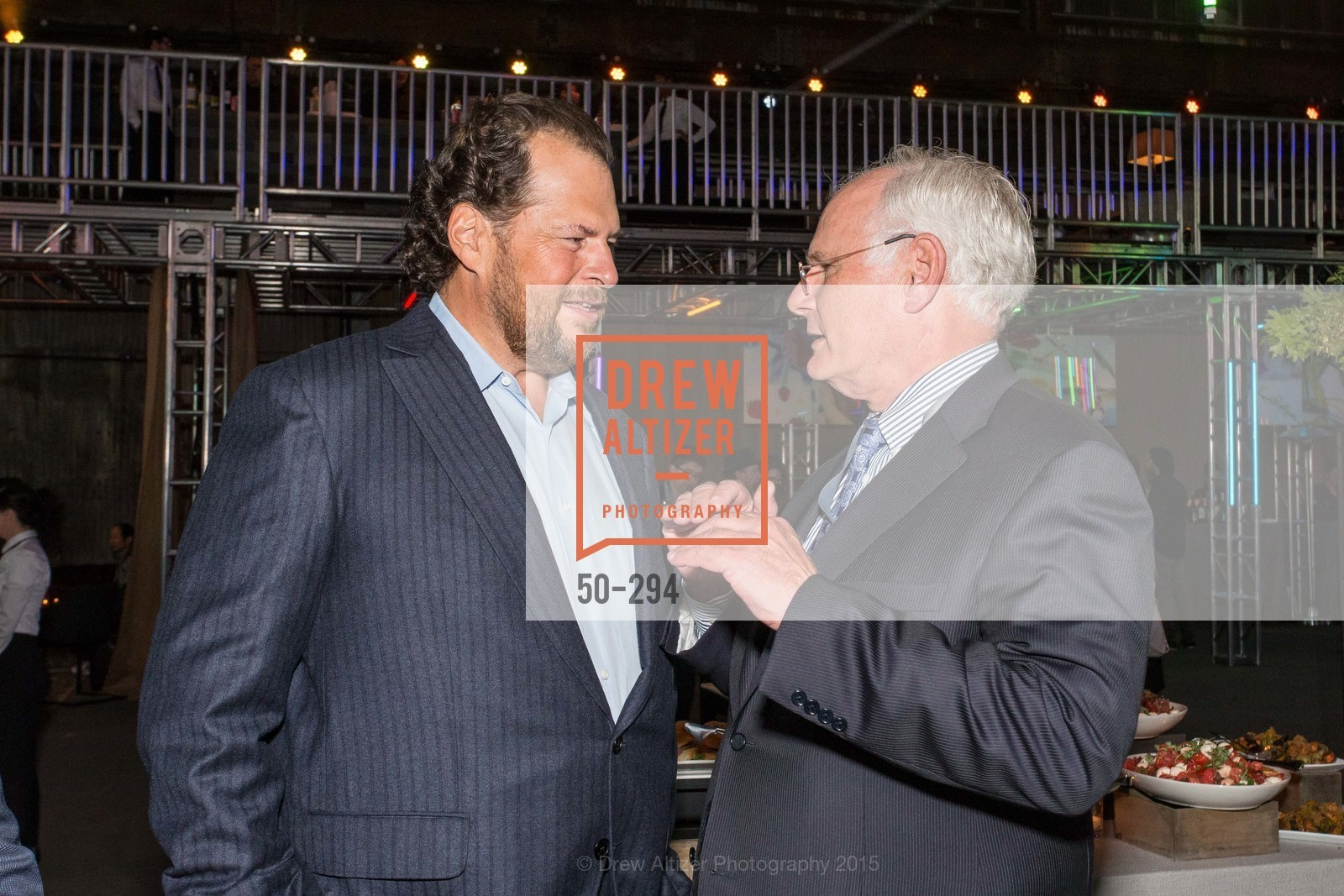 Marc Benioff, Mark Laret, The Concert For UCSF Benioff Children's Hospital, Pier 70, September 17th, 2015,Drew Altizer, Drew Altizer Photography, full-service agency, private events, San Francisco photographer, photographer california