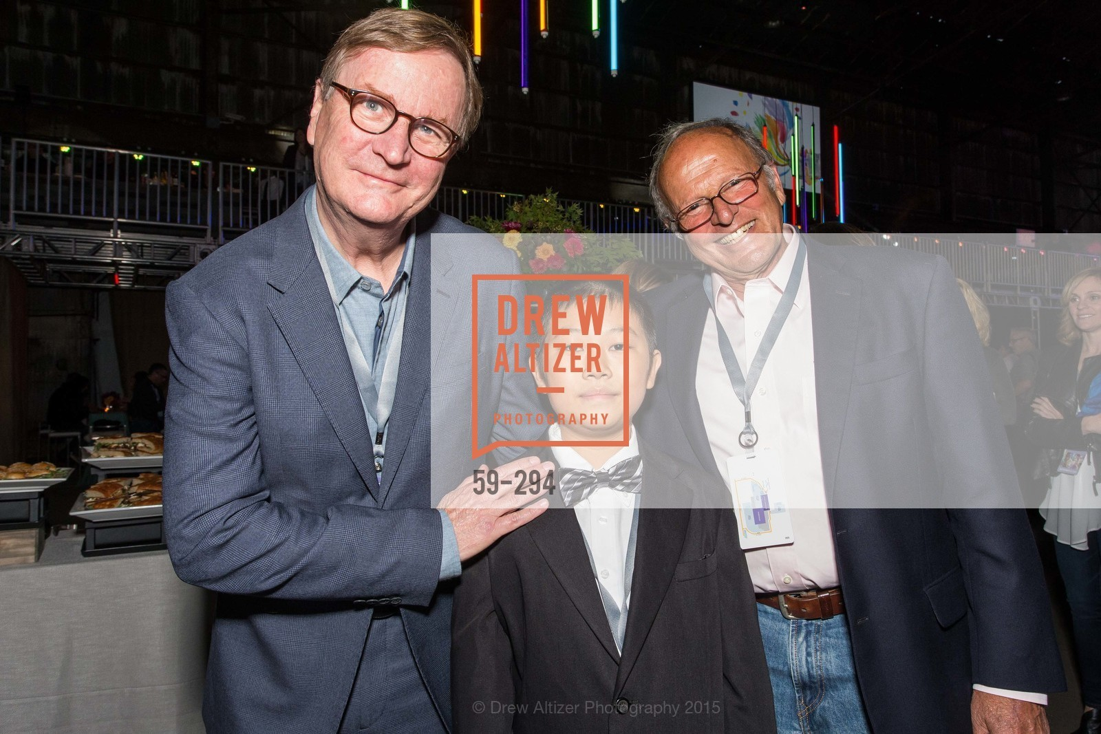 Marc Benioff, Zhenkang Zhao, Burt Lubin, The Concert For UCSF Benioff Children's Hospital, Pier 70, September 17th, 2015,Drew Altizer, Drew Altizer Photography, full-service agency, private events, San Francisco photographer, photographer california