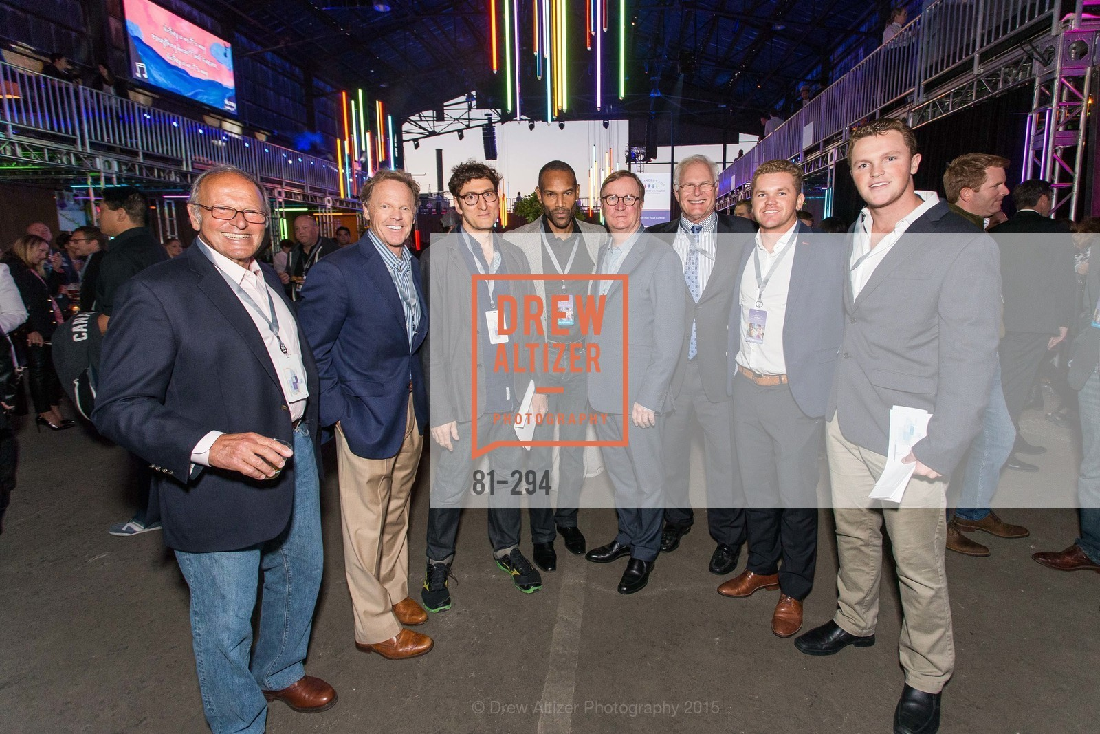 Burt Lubin, Tony Prophet, Sam Hawgood, Mark Laret, The Concert For UCSF Benioff Children's Hospital, Pier 70, September 17th, 2015,Drew Altizer, Drew Altizer Photography, full-service event agency, private events, San Francisco photographer, photographer California