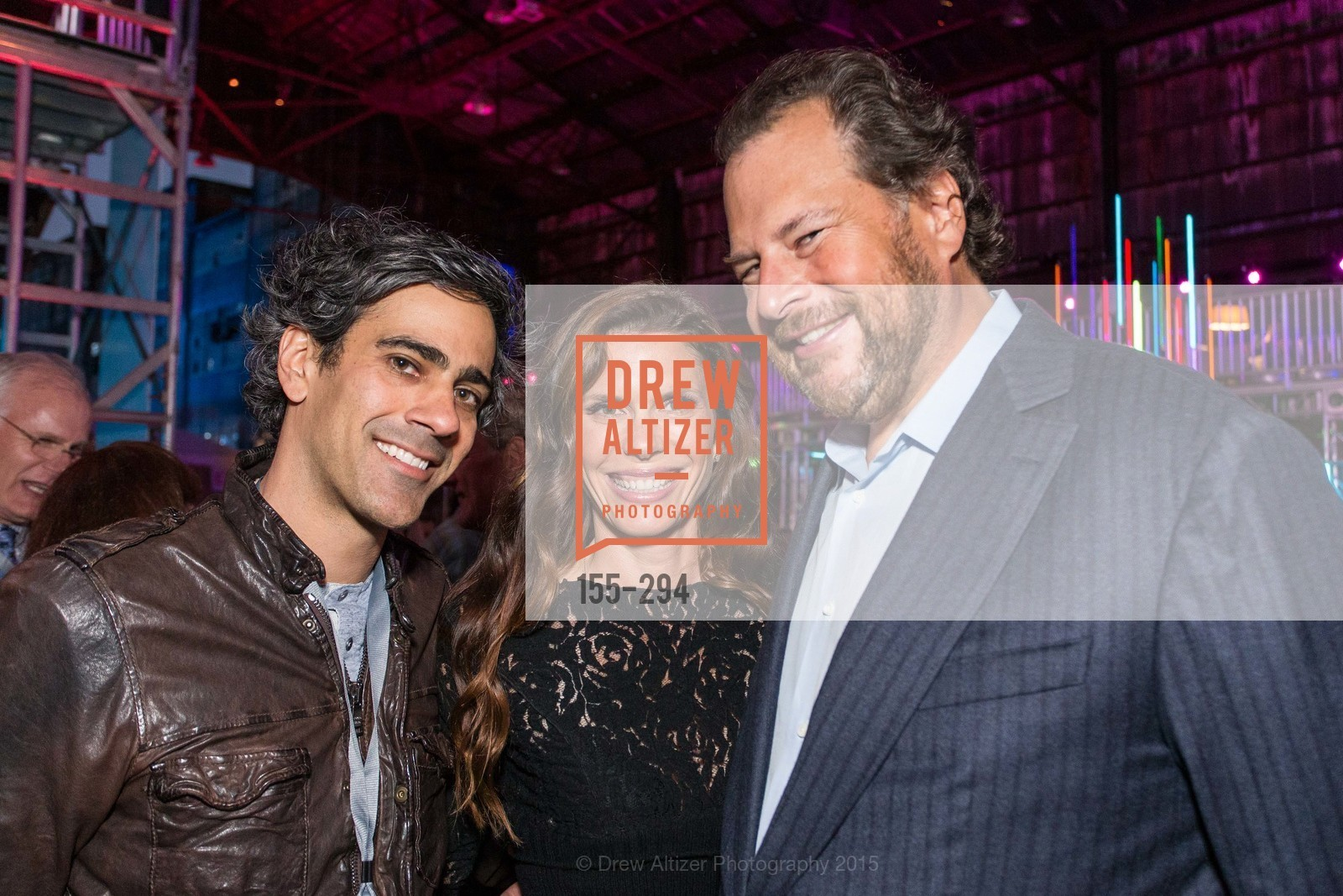 Jeremy Stoppelman, Lynne Benioff, Marc Benioff, The Concert For UCSF Benioff Children's Hospital, Pier 70, September 17th, 2015,Drew Altizer, Drew Altizer Photography, full-service event agency, private events, San Francisco photographer, photographer California