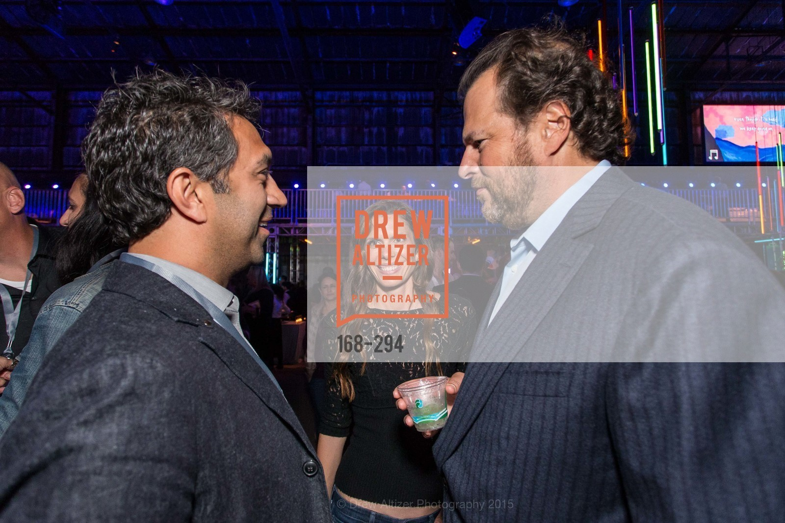 Gireesh Sonnad, Lynne Benioff, Marc Benioff, The Concert For UCSF Benioff Children's Hospital, Pier 70, September 17th, 2015,Drew Altizer, Drew Altizer Photography, full-service agency, private events, San Francisco photographer, photographer california