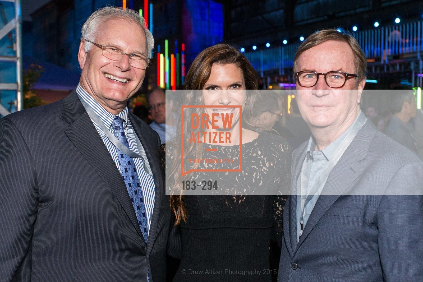 Mark Laret, Lynne Benioff, Sam Hawgood, The Concert For UCSF Benioff Children's Hospital, Pier 70, September 17th, 2015,Drew Altizer, Drew Altizer Photography, full-service agency, private events, San Francisco photographer, photographer california