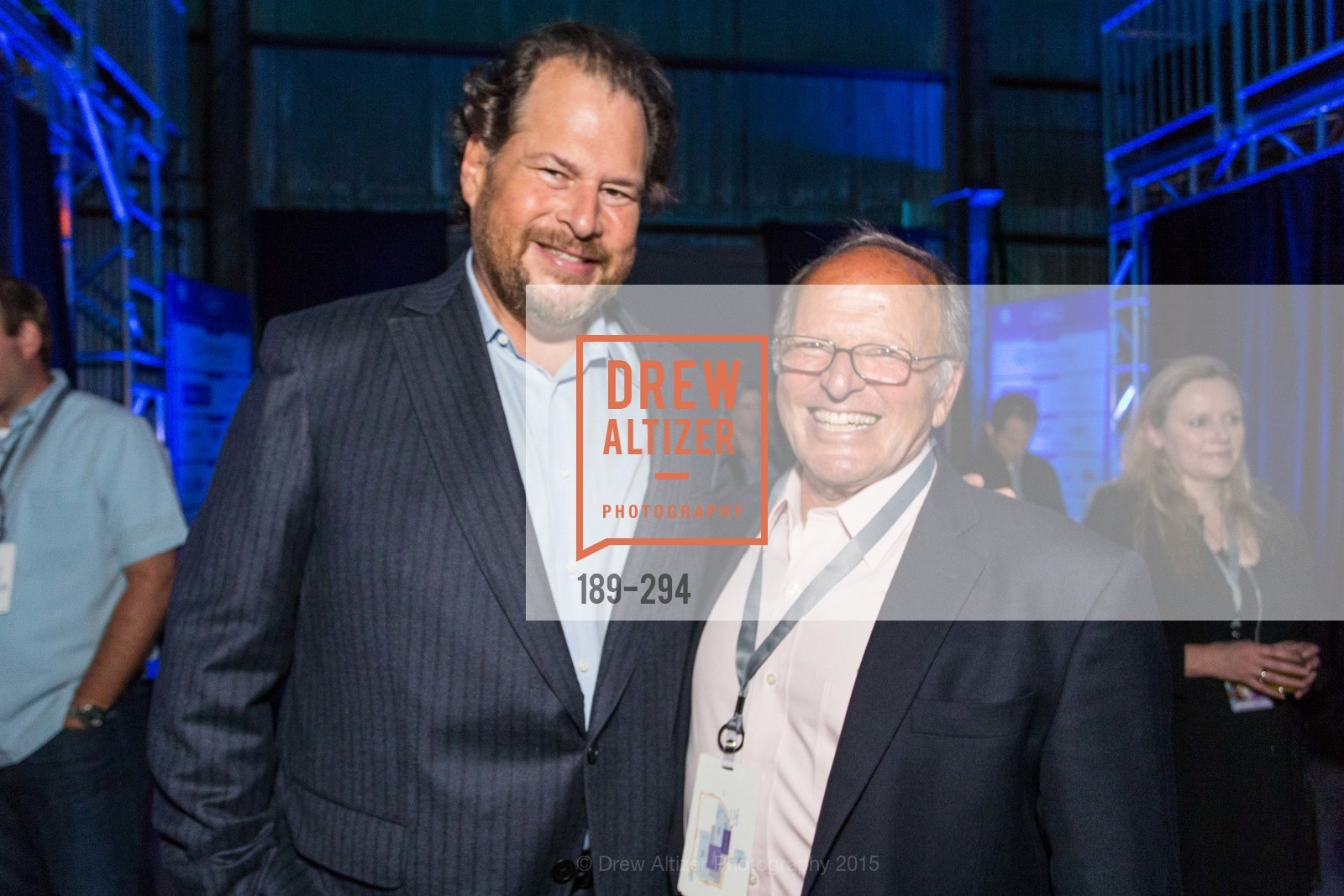 Marc Benioff, Burt Lubin, The Concert For UCSF Benioff Children's Hospital, Pier 70, September 17th, 2015,Drew Altizer, Drew Altizer Photography, full-service event agency, private events, San Francisco photographer, photographer California