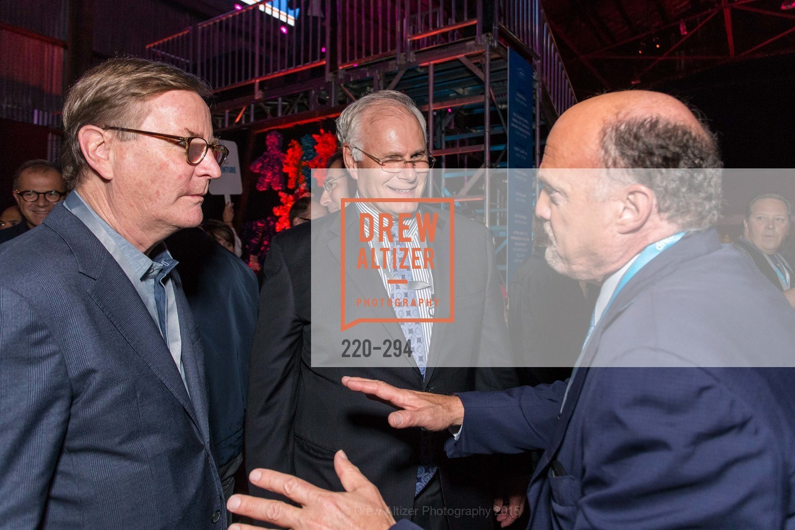 Sam Hawgood, Mark Laret, Jim Cramer, The Concert For UCSF Benioff Children's Hospital, Pier 70, September 17th, 2015,Drew Altizer, Drew Altizer Photography, full-service agency, private events, San Francisco photographer, photographer california