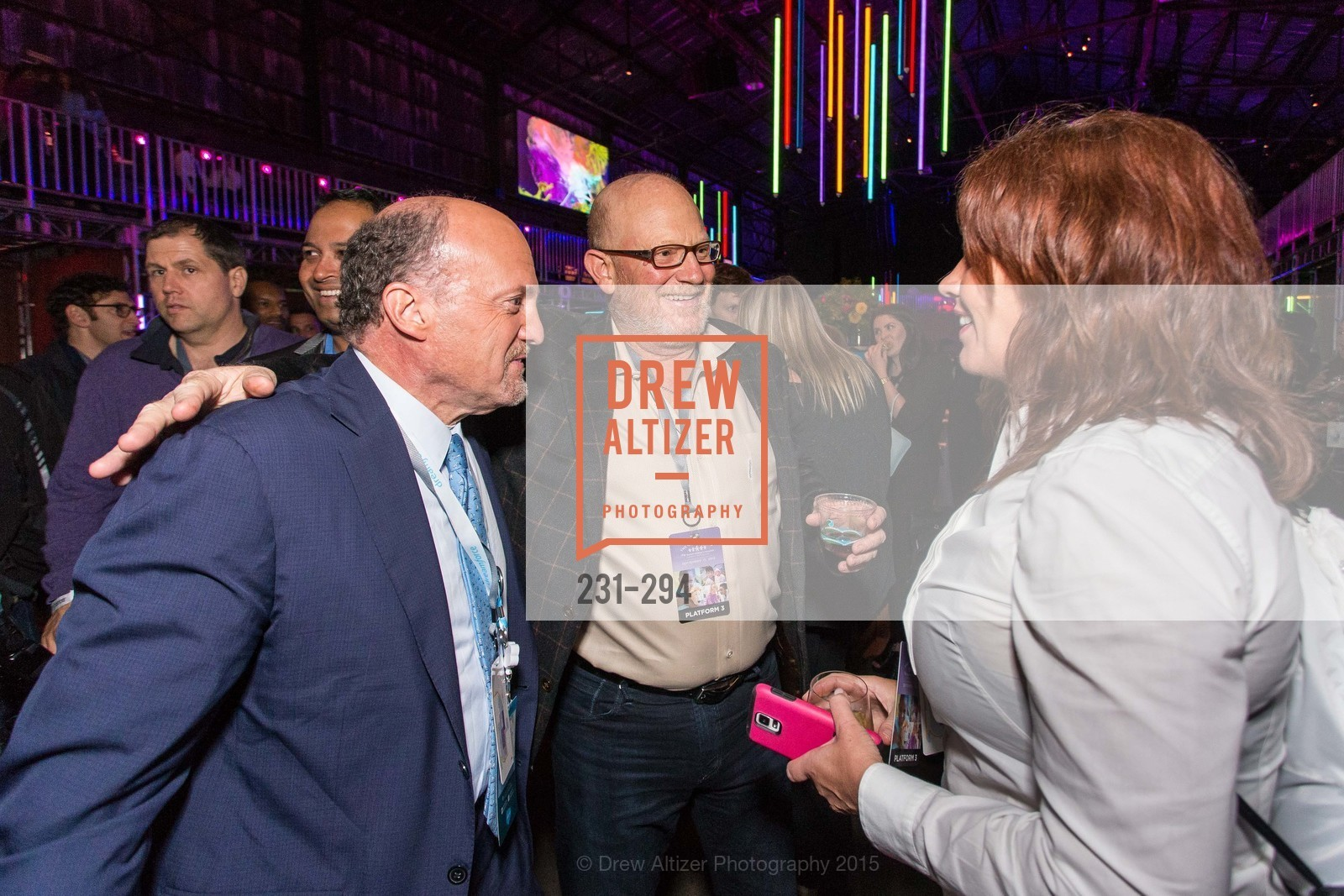 Jim Cramer, The Concert For UCSF Benioff Children's Hospital, Pier 70, September 17th, 2015,Drew Altizer, Drew Altizer Photography, full-service agency, private events, San Francisco photographer, photographer california